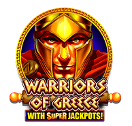 Warriors of Greece Logo