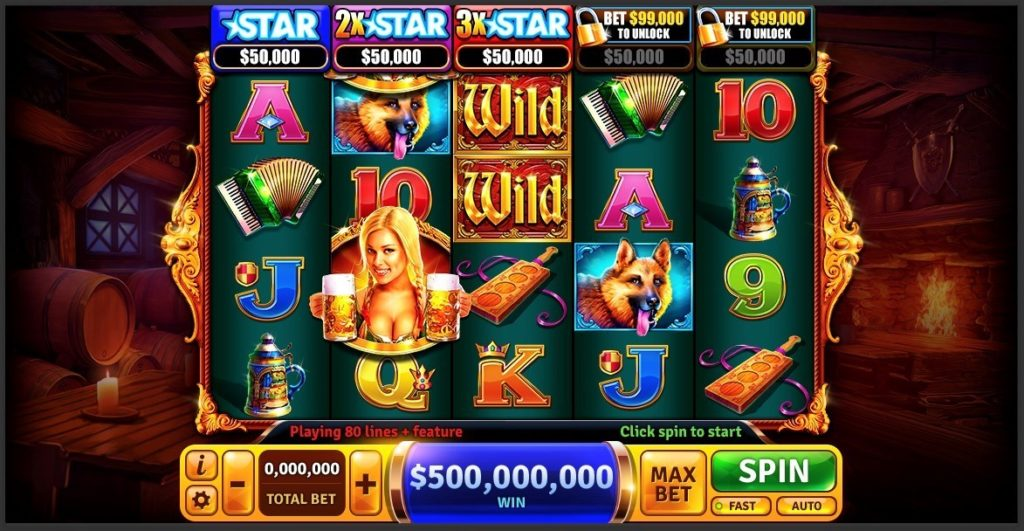 Big Slots Win - Frau's Fortune