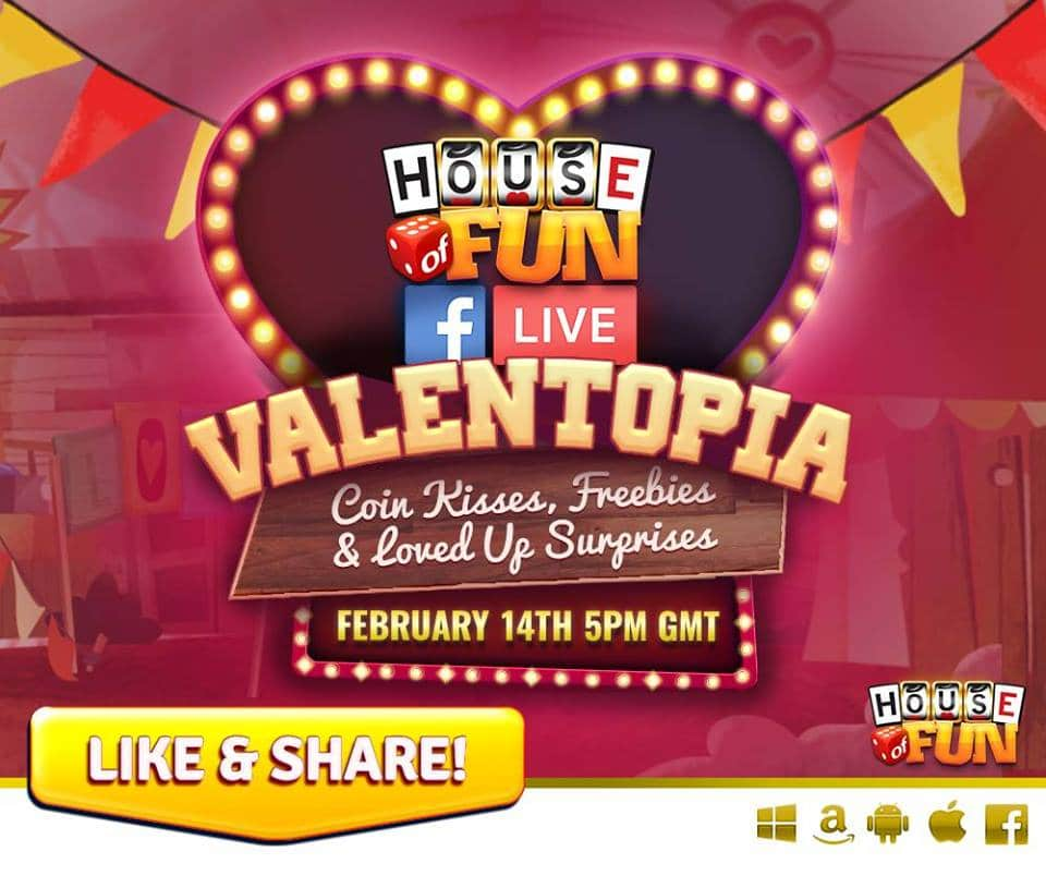Indulge in Valentopia at House of Fun