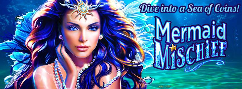 mermaid mischief slot machine