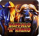 Buffalo and Rhino Slot Icon