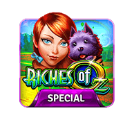 Riches of Oz. A Fascinating Slots Quest Begins