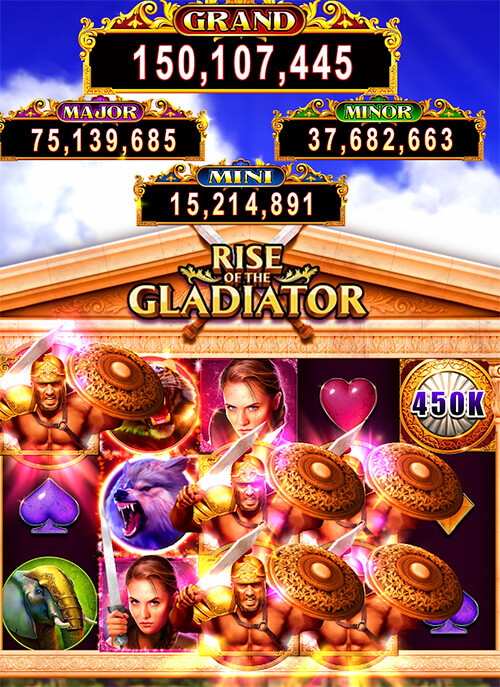 Rise Of The Gladiator Slot