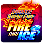 Double Rapid Fire Jackpots Fire And Ice Slot