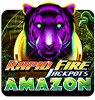 Rapid Fire Jackpots Amazon Slot